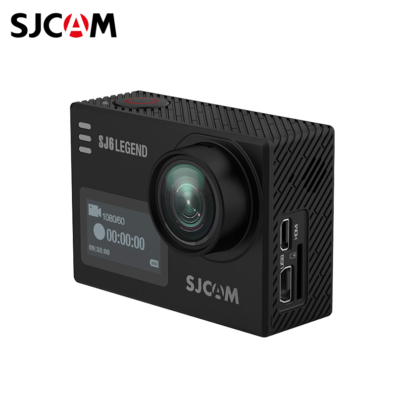 Action camera SJCAM SJ6 Legend sjcam sj5000 14mp 1080p action camera sport cam