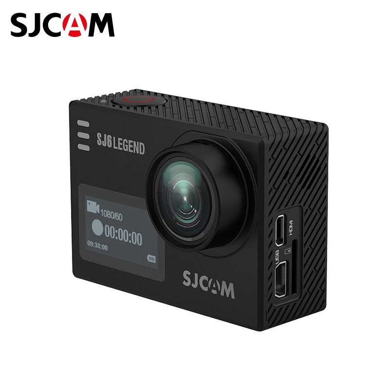 Action camera SJCAM SJ6 Legend ausek at s656 4k 170 degree ultra hd wide angle waterproof wifi sports action sport camera black vs firefly hawkeye sjcam