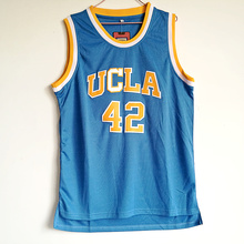 f3ecd4996b2d Cheap Mens UCLA Bruins  42 Kevin Love Basketball Jersey Camisa Embroidery  Logos Stitched Jerseys size S-2XL