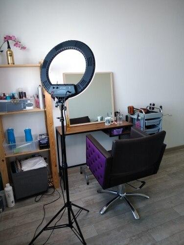 Tripés cabeça estúdio fotografia