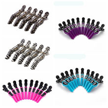 5/6/10Pcs Hair Clips Mouth Professional Hairdressing Salon Hairpins Hair Accessories Barrette Hair Care Styling Tools