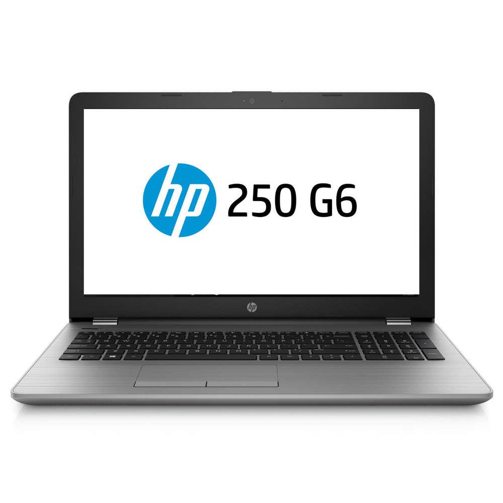 """ORDENADOR PORTÁTIL HP 250 G6 1WY58EA  INTEL CORE I5-7200U 2.5 GHZ  RAM 8GB   DISCO DURO2 SSD 256GB  - 15.6"""" FHD - DVD+-RW - WIFI"""