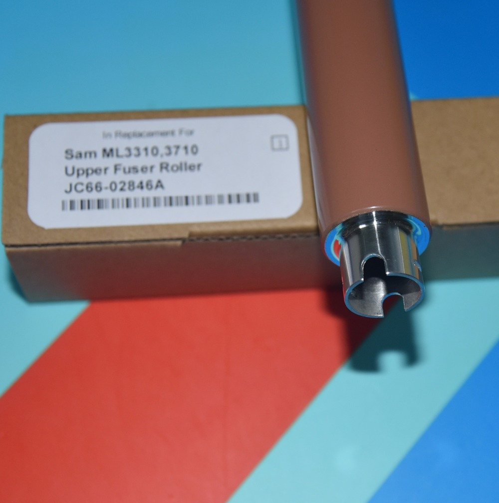 NEW Upper Heat Roller for Samsung ML 3310 3312 3710 3712 3750 SCX 4833 4835 5030