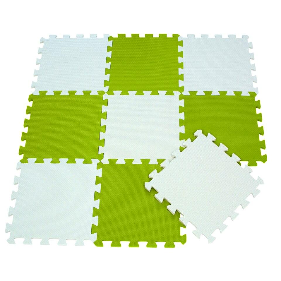 Large 6PC Kids Playmat Children Toddler Living Rooms Soft Foam Game Puzzle Mat
