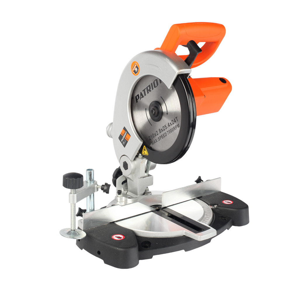 Mitre saw PATRIOT MS210 mini cut off saw mini cut off saw mini mitre saw mini chop saw 220v 7800rpm cut ferrous metals non ferrous metals wood plastic