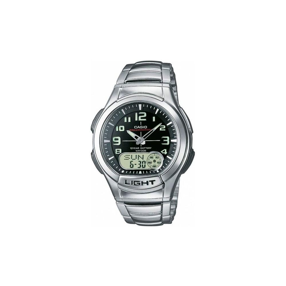 Quartz Wristwatches Casio for mens AQ 180WD 1B Watches Mans Watch Wristwatch Wrist Watch men|Спортивные часы|   | АлиЭкспресс