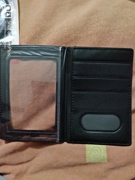 Fashion Passport ID Card Document PVC Cover Case Holder Travel Protector photo review