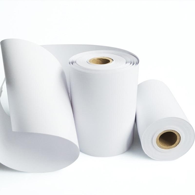 Registrierkasse für wärmeempfindliches Papier 2 Rollen / Charge 80 - Papier - Foto 3
