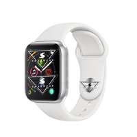 Умные часы серии 4 Bluetooth пульсометр для apple iphone 6 7 8 X android телефон smartwatch pk apple Watch Series 4 DZ09