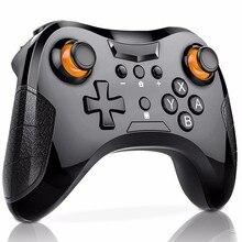 For Nintendo Switch Pro Game Controller Gamepad Wireless Blu