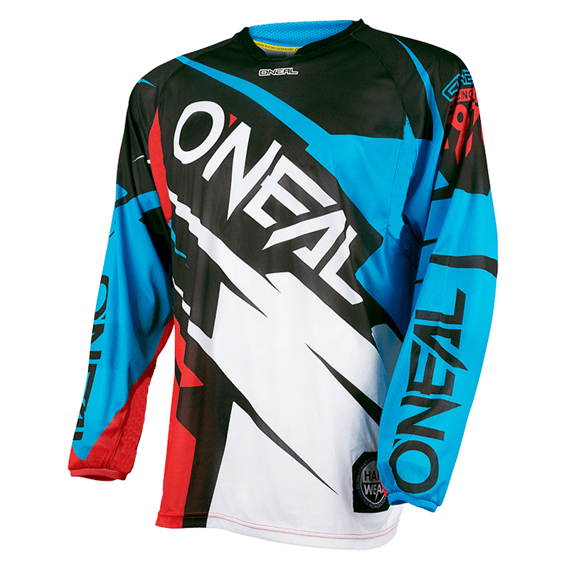 2018 ONEAL MX Off-road Motorcycle Racing Speed Dry T-shirt Riding Jacket Male Long Sleeved Summer DH Speed Surrender