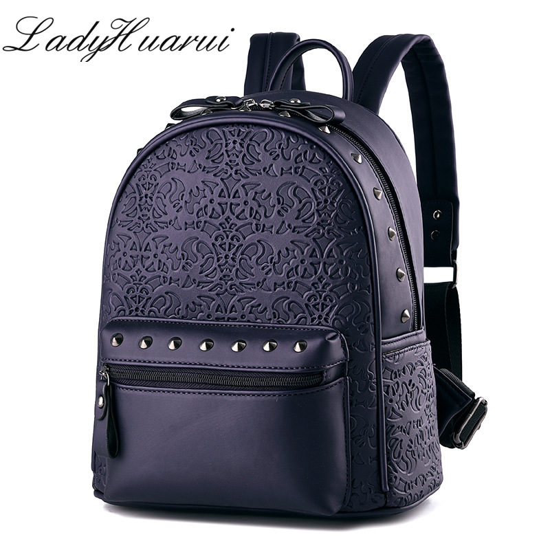 Fashion new travel backpack Korean women backpack casual student bag youth ladies bag Q3 rdgguh backpack bag new of female backpack autumn and winter new students fashion casual korean backpack