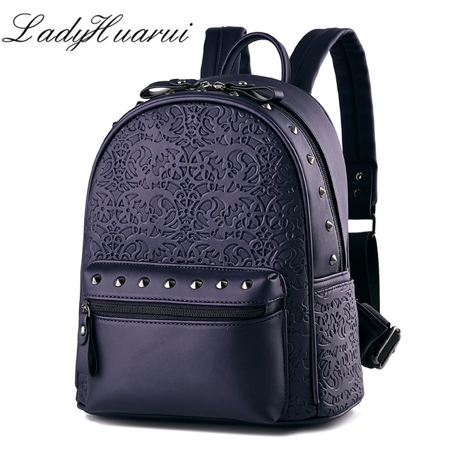 88e10661e6 Fashion new travel backpack Korean women backpack casual student bag youth  ladies bag Q3