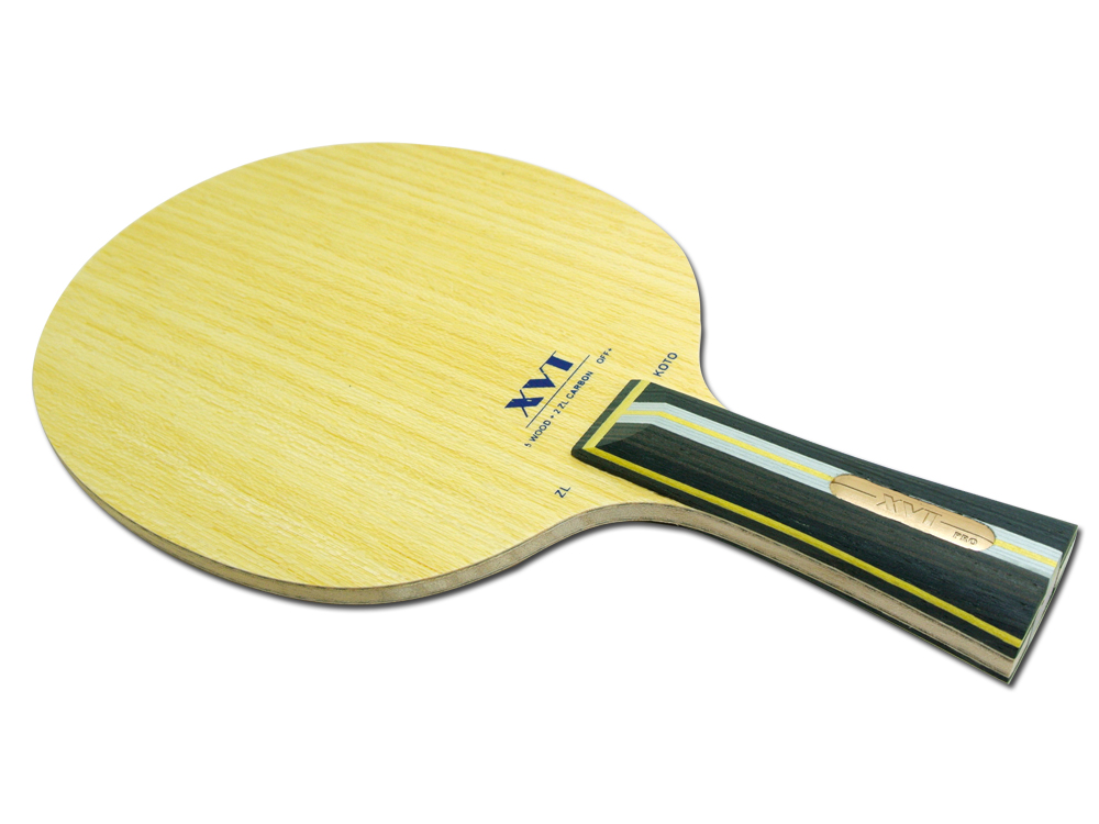 Image 2 - High End XVT  ZL KOTO  ZlC CARBON Table Tennis Blade/ ping pong Blade/ table tennis bat Free shipping-in Table Tennis Rackets from Sports & Entertainment