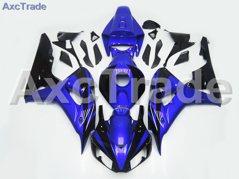 Motorcycle Fairings For Honda CBR1000RR CBR1000 CBR 1000 RR 2006 2007 06 07 ABS Plastic Injection Fairing Kit Bodywork Blue A223 injection mold fairing for honda cbr1000rr cbr 1000 rr 2006 2007 cbr 1000rr 06 07 motorcycle fairings kit bodywork black paint