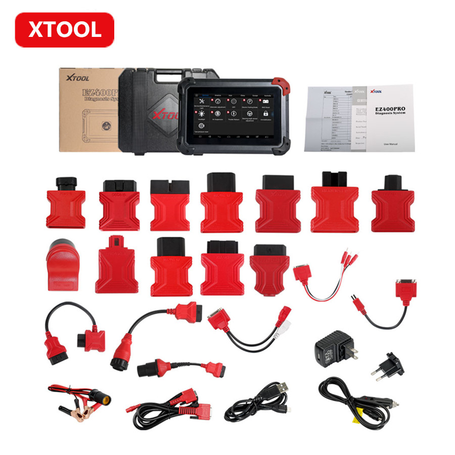 XTOOL EZ400 PRO Tablet Auto Diagnostic Tool Same As Xtool PS90 Support Malaysia Cars