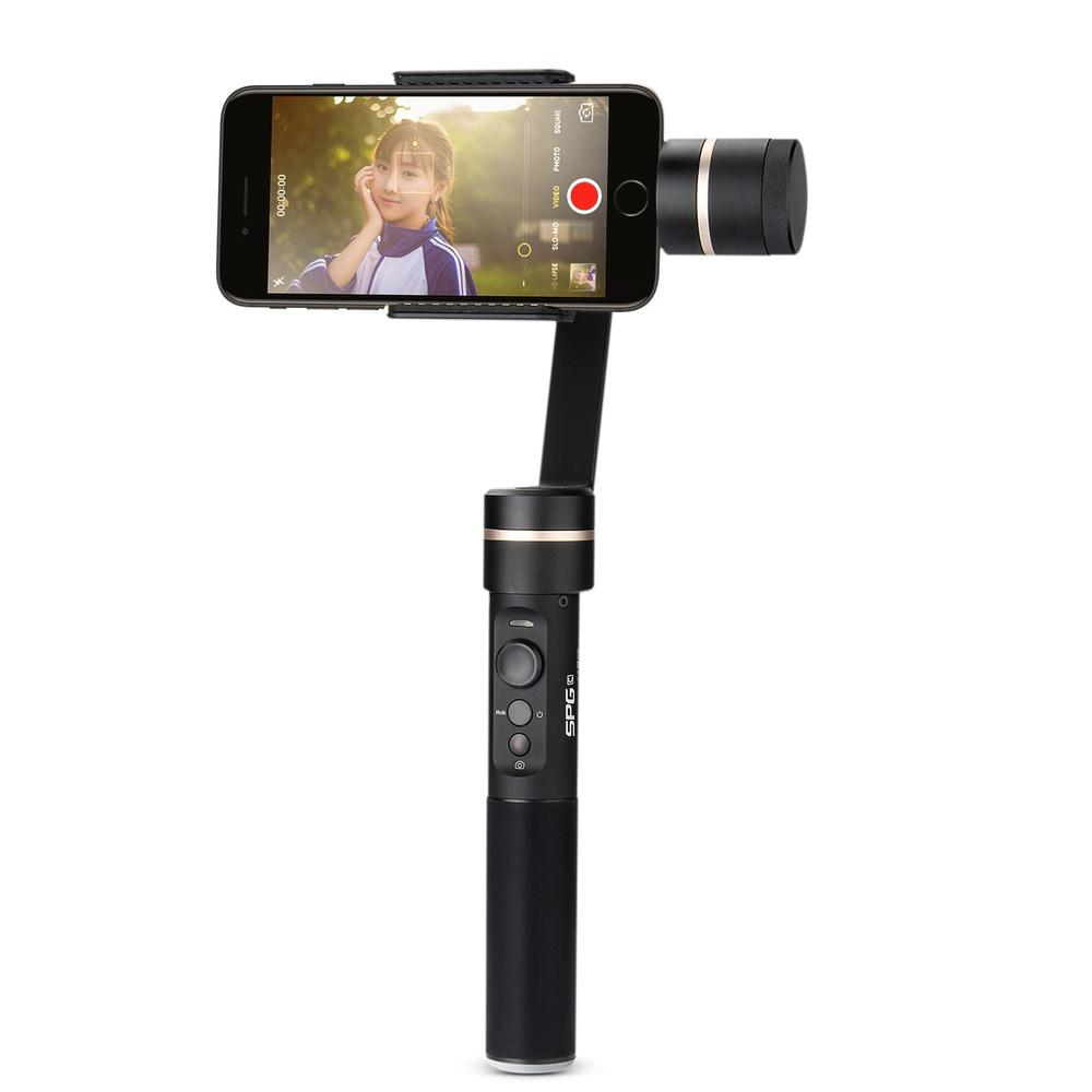 FeiyuTech SPG C 3-Axis Stabilized Handheld Gimbal Support Panorama Photography Vertical& ...