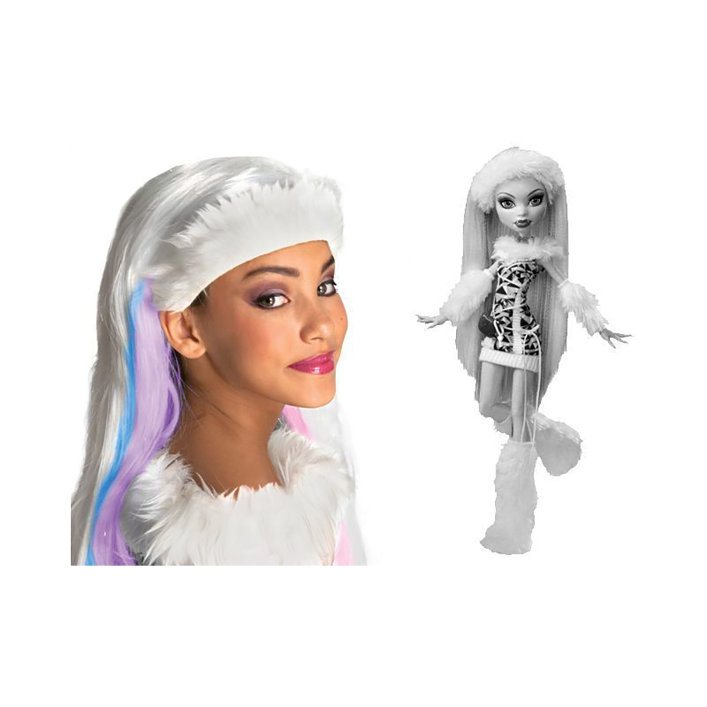Wig Rubie's Abby Боминейбл abby green the abby green modern collection