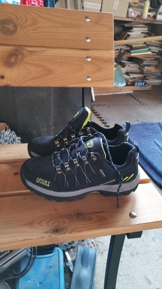 Calçados para caminhada Caminhada Sapatos Trekking