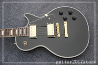 In Stock New Arrival Top Quality 1959 R9 Vos Les Custom Black Beautify Electric Guitar Custom