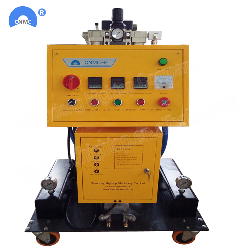 High Pressure Polyurethane Foam Machine Two Component 220V/380V For Insulation Wall