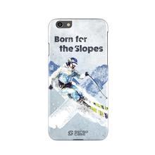 Защитный чехол SensoCase Лыжный спорт для Apple iPhone