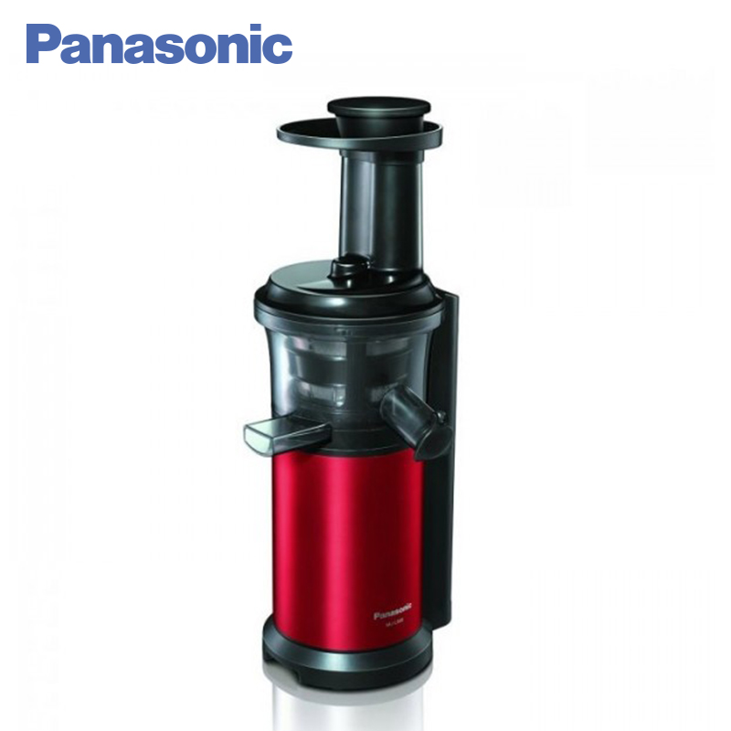 Panasonic MJ-L500RTQ Juicer slow 150W 2 speed Automatic release of flesh Self-cleaning Overload protection jiqi household environmentally healthy manual slow orange juicer extractor eletrodomestico de cozinha machine colorful