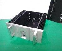BZ3415A Алюминий большой шасси усилителя класса аудио Amp Корпус Hi Fi поле DIY случае JC3 схема усилителя Shell