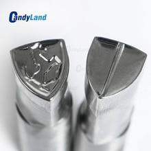 CandyLand лошадиное молоко таблетки штампы 3D таблетки пресс-формы конфеты штамповки штампы Пользовательский логотип кальция таблетки штамповки для TDP5 машины