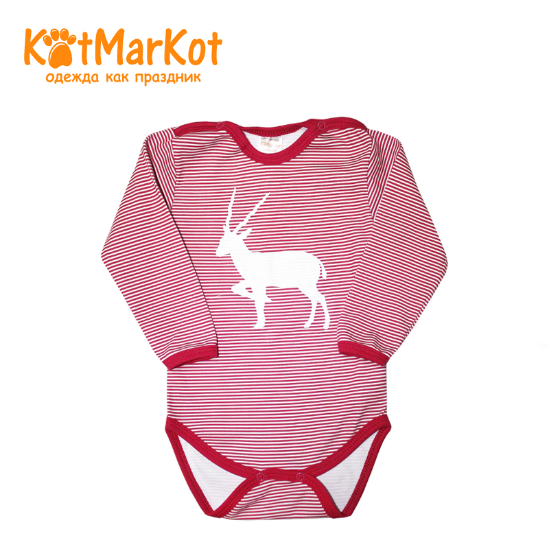 Bodysuit Kotmarkot 9576  children clothing for baby girls kid clothes newborn baby boy girl infant warm cotton outfit jumpsuit romper bodysuit clothes