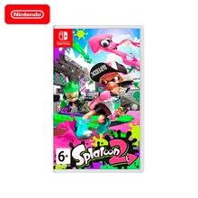 Игра для Nintendo switch Splatoon 2