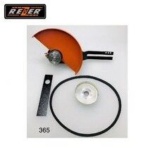 Резак-приставка REZER к бензопиле (180 мм)