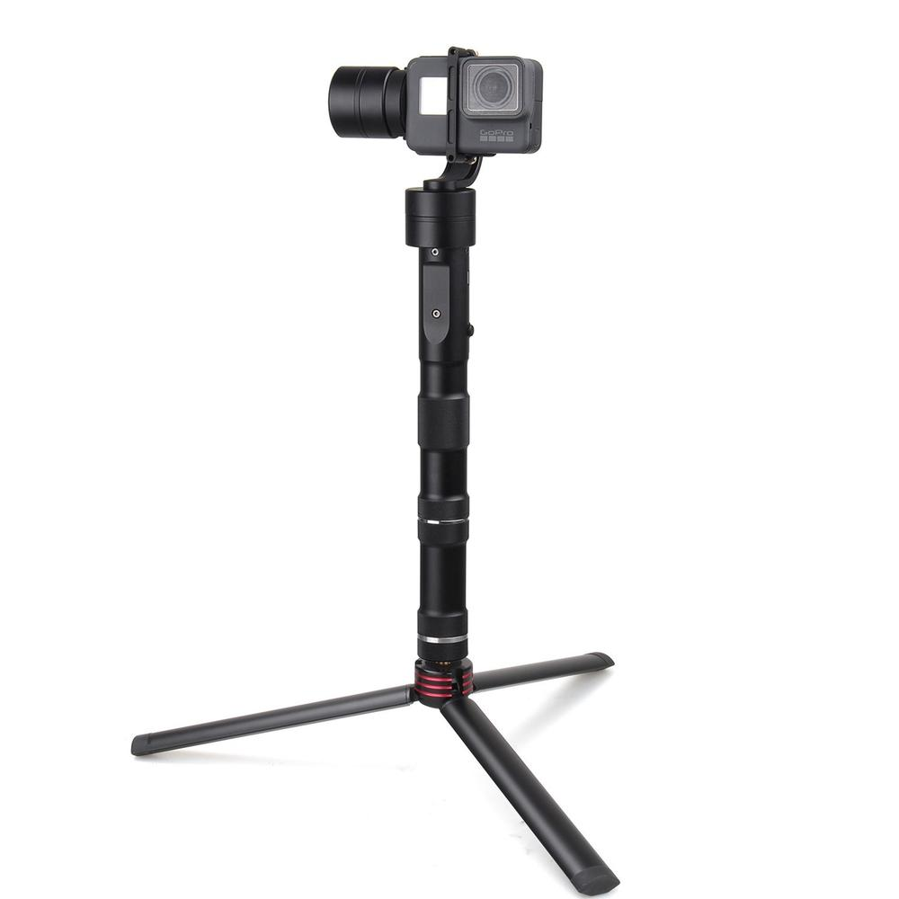 Zhi yun Z1-EVOLUTION 3 Axis Handheld Stabilizer Brushless Gimbal Holder for GoPro Hero 5 MINI DSLR Sports Camera With Photo