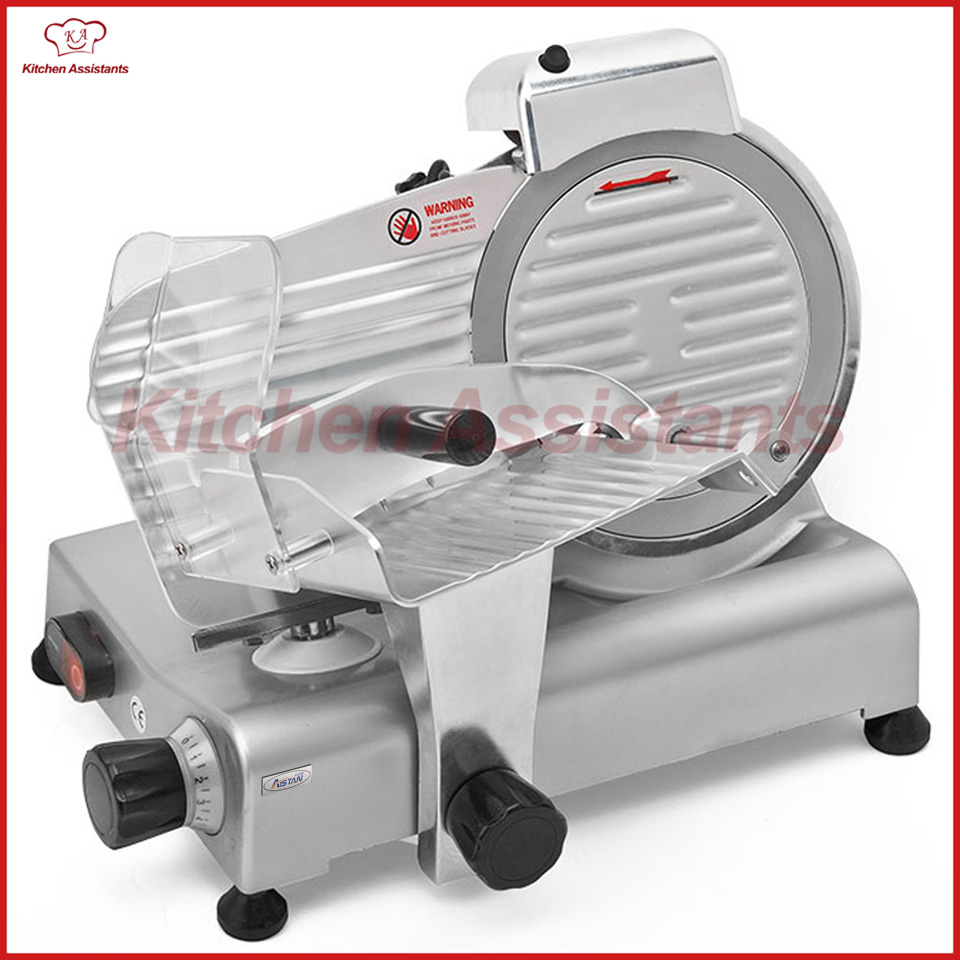 MS250ST 250mm commerical Semi-auto Meat Slicer cutter machine