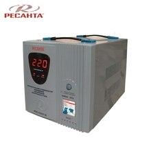 Однофазный стабилизатор напряжения Ресанта ASN-3000/1-C