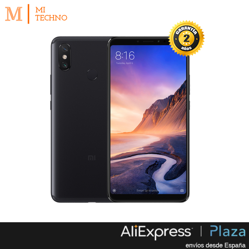 [Mondial Version] Xiao mi mi Max 3 Smartphone 6.9