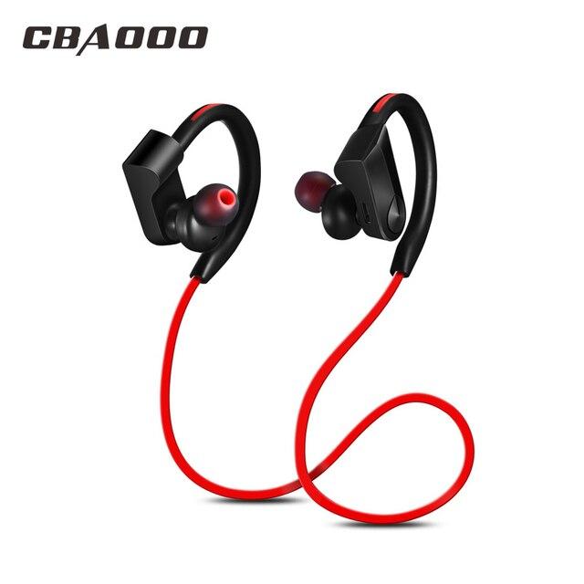 Bluetooth Earphone Headphones Built-in Mic Wireless Blutooth Earphone Headset Water Resistant Sport Earpiece