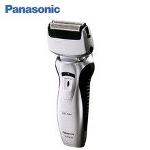 Panasonic ES-RW30-S520 Электробритва, Для сухого/влажного бритья, 2-ная плавающая головка, работает от аккумуляторов