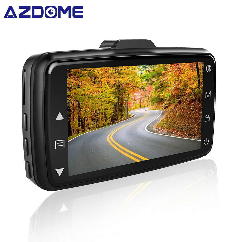 AZDOME M01 Dash Cam 3 inch 2.5D IPS Screen Car DVR Recorder HD 1080P Car Video Recorder Dashcam Dash Camera