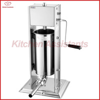 TV5L Manual Sausage Filler Sausage Stuffer Sausage Making Machine Ham Making Machine