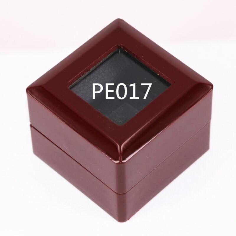 USA Größe 7 Zu 15 Fabrik Großhandel Preis PE017R 2017 Ring Gravur Innen Drop Verschiffen