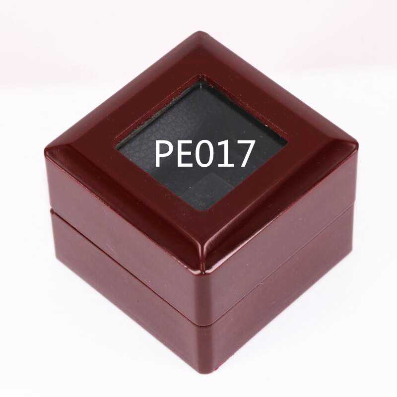USA Size 7 To 15 Factory Wholesale Price PE017R 2017 Ring Engraving Inside Drop Shipping