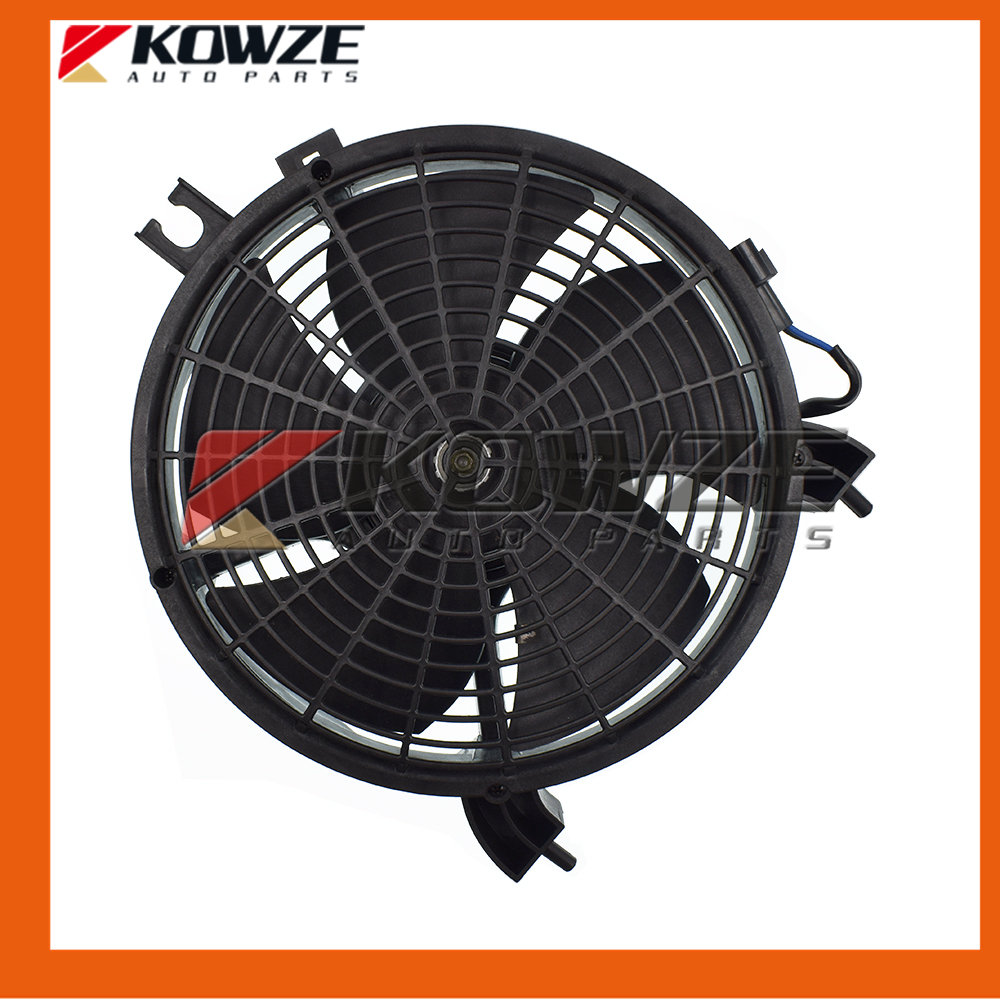 Air Condition Condenser Fan Motor for Pajero Sport Montero Challenger Nativa Pickup Triton L200 2005-2016 MN123607 new air condition condenser fan motor