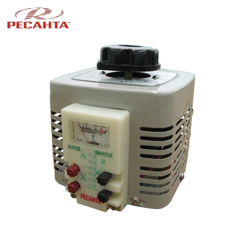 Autotransformer RESANTA TDGC2-2k Autotransformer-stabilizer Single-phase autotransformer Variable