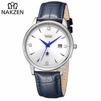 NAKZEN Classic Wrist Watch Brand Luxury Quartz Men Watches Waterproof Clock Male Casual Sport Cool Watch