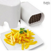 Urijk 1PC French Fry Potato Cutter Chips Fruit And Vegetable Slicers Gadget Cooking Tools Gadgets Cut