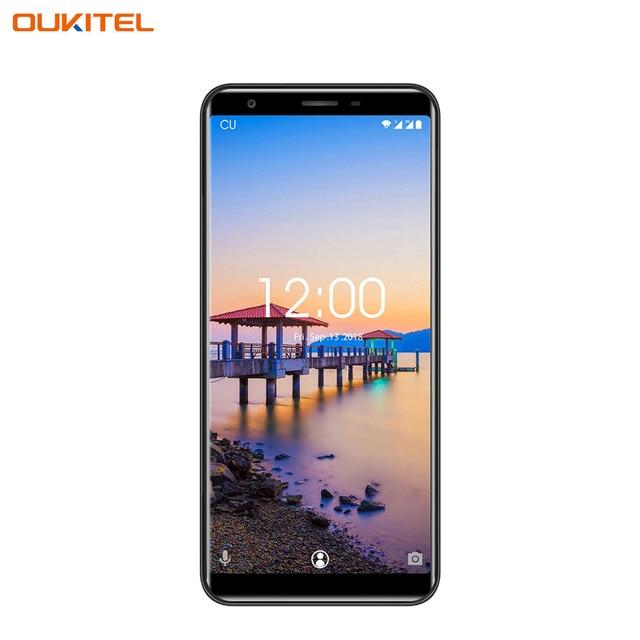 """Смартфон Oukitel C11 1+8ГБ, экран 5,45"""", разрешение 960х480, камера 5+2Мп, процессор 4 ядра по 1.5 ГГц"""