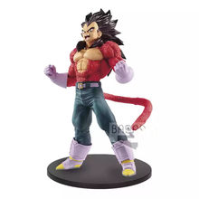 Original Banpresto Dragon Ball SUPER SAIYANS 4 SSJ4 Figurals Vegeta PVC modelo figura de ação Bonecas(China)