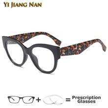Стильные модные очки «кошачий глаз» по рецепту женские оптика