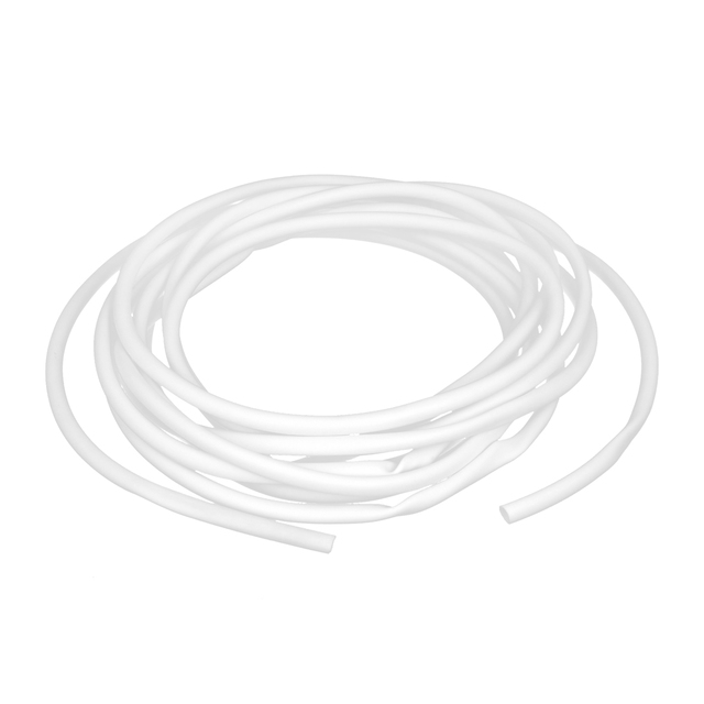 UXCELL Product Name White Protective Pvc Marking Tube Sleeve ...